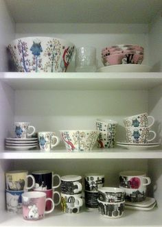 Mooi: my precious little things. Kitchenware, Tableware, Moomin, Marimekko, My Precious, Pure White, Kettle, Tabletop, Dinnerware