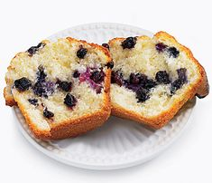 Get More Superfoods: Blueberry Banana Muffins. The Skinny: 130 calories per muffin, 1.8 g fat (0.5 g saturated), 29 g carbs, 3.8 g fiber, 4.4 g protein