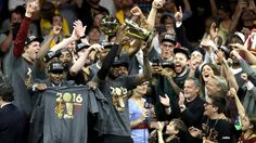 The Cavs' win is the city of Cleveland's first championship since the Browns won the 1964 NFL Championship.