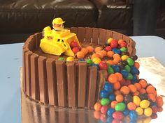 Rubble birthday cake Boys birthday cake