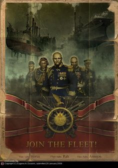 Eugene A. Duranin: Steampunk poster step-by-step/ 4cgnetworks contest