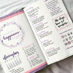 Imagen de journal, bullet journal, and bujo