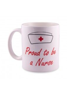 Mok Proud to be a Nurse