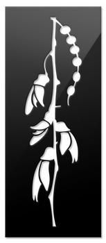 This pretty Kowhai Flower Aluminium Panel will look great either inside your home or on an outside wall fence. Made from ACM ( Composite. Abstract Sculpture, Wood Sculpture, Garden Sculpture, Bronze Sculpture, New Zealand Art, Nz Art, Maori Art, Kiwiana, Ice Sculptures
