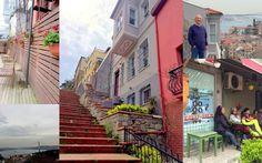Mehmet Akıncı: İstanbul Kuzguncuk'ta Güzel Bir Gün