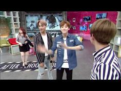 After School Club Ep165 with KAI & BAEK HYUN of EXO(엑소) Behind Clip #2