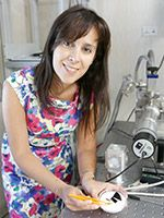 Miriam Vitiello, Lead Physicist, National Enterprise for nanoScience and nanoTechnology (NEST), CNR Nanoscience Institute and Scuola Normale Superiore, Italy - 2016 SPIE Women in Optics Planner