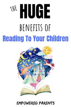 Reading is one of the most important skills for any child to learn and it starts with story time. Here are some huge benefits of reading to children daily. Sharing story time enriches your relationship and your child's ability to reading independently. Pre Reading Activities, Reading Resources, Preschool Activities, Listening Activities, Prek Literacy, Reading Tips, Parent Resources, Creative Activities, Reading Quotes Kids