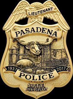 Pasadena TX PD