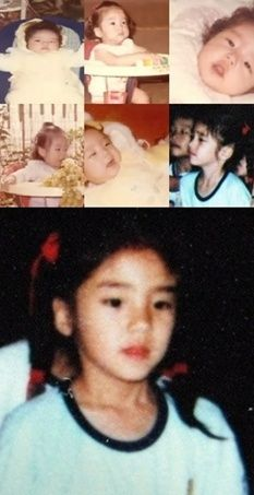 Son Dam Bi's adorable childhood photos prove she's a natural beauty