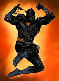 Black Panther - SpiderGuile & Tim Brown