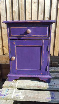 Royal purple by vintro chalk paint