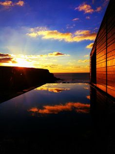 The Scarlet – Cornwall's luxury eco hotel Cornwall Breaks, O Hotel, Pool Picture, A Day In Life, Doc Martens, Scarlet, Poppy, Buildings, Mad