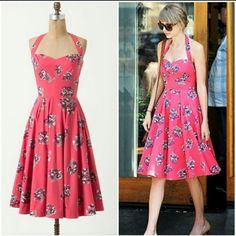 Anthropologie Akebono Halter Dress Size 0