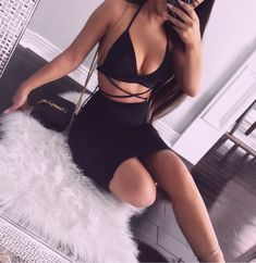 For Women club outfits – Wardrobe Land Club Outfits For Women, Mode Outfits, Sexy Outfits, Sexy Dresses, Cute Dresses, Trendy Outfits, Girl Outfits, Fashion Outfits, Clothes For Women