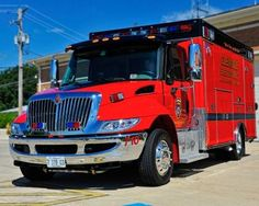 Glenside Fire Department (IL)   Ambulance 710   2011 International 4800 series     Ambulance Manufacturer: Medtec  http://setcomcorp.com/firewireless.html