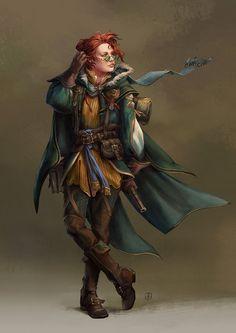 Character Portraits: Photo