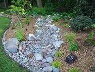 idea to prevent water from roof soil erosion - Bing Images