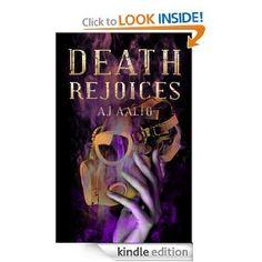 Death Rejoices (The Marnie Baranuik Files): A.J. Aalto: Amazon.com: Kindle Store