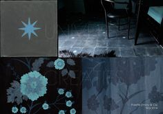 UNIVERS CREATIFS: Tendance bleu nuit, Emery & Cie, Mai 2014.