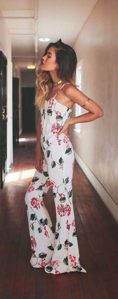 #summer #fashion / pattern print