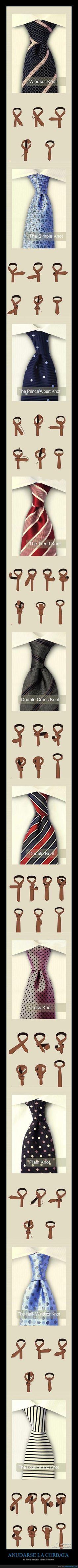 Anudarse la Corbata