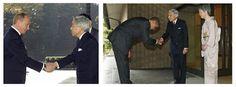 Obama vs Putin Japan