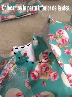El patchwork de Rosa: Cómo colocar la manga de flamenca. Sewing Collars, Couture, Summer Dresses, Handmade, Fashion, Scrappy Quilts, Costume Design, Sewing Patterns, Moda