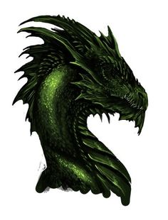 colourful dragons by Isvoc found on deviantArt
