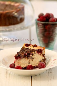 I am starving right now. Chocolate Whipped Cream, Chocolate Cherry, Black Forest Cheesecake, Dessert Recipes, Desserts, Cherries, Tiramisu, Recipe Ideas, Favorite Recipes