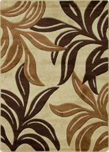 Dywan Fushe 2112 beige/d.brown