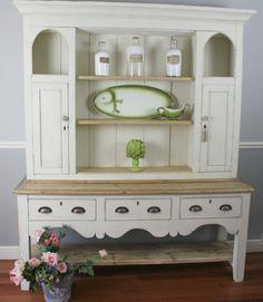 Pine Dresser by Restored2bloved on Etsy