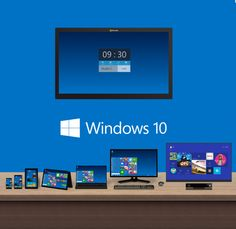 Microsoft is officially unveiling the name for the next release of Windows today:  Windows 10. While the software maker had referred to Windows 10 as code name Windows Threshold internally, today's official naming puts any rumors of Windows, Windows TH, Windows X, Windows One, and even Windows 9 to bed. It's simply Windows 10, marking a jump from the mixed reception of Windows 8.