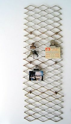 recycled wire mesh