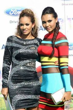 Evelyn Lozada & Her daughter