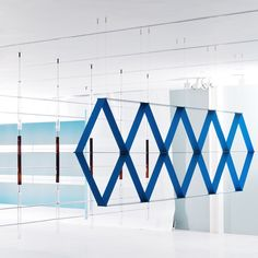 The Tel Aviv Museum of Art is hosting an exhibition of 17 patterned screens designed by French design duo Ronan and Erwan Bouroullec