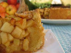 O Bolinho de Sábado: Appeltaart (tarte de maçã)