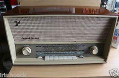 Radio Schaub Lorenz Goldy 40 läuft und läuft wie ein VW - 50er 60er Jahre 47 x 1