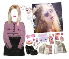 """""""sixteen"""" by rayssamalfoy ❤ liked on Polyvore featuring art"""