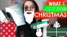 WHAT I GOT FOR CHRISTMAS 2015G