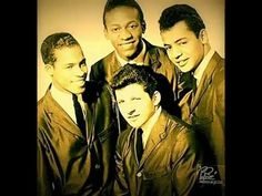 Johnny Maestro and THE CRESTS, from New York, NY - ''TROUBLE IN PARADISE''  (1960)