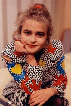 Helena Bonham Carter in Absolutely Fabulous (1994)