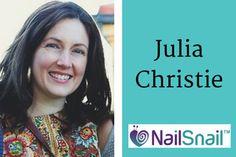 Julia Christie Inventor Nail Snail