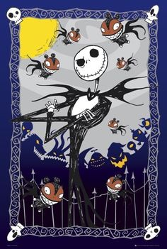 Nightmare Before Christmas - Glow Christmas Poster, Christmas Love, Christmas Cross, Sally Skellington, Tim Burton Style, Sally Nightmare Before Christmas, Ghost Cat, Halloween Quilts, Halloween Carnival
