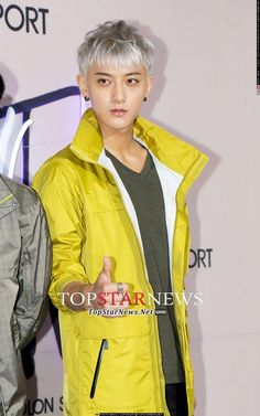 [NEWS PIC] 140625 Kolon Sport Fall Winter Fashion Collection - Tao pic.twitter.com/mYQpdf2Orr