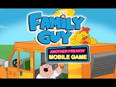 FAMILY GUY ANOTHER FREAKIN MOBILE GAME Android / iOS Gameplay Video