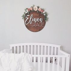 """Baby Names Search - First Name """"Layla"""" Nursery Wood Sign, Nursery Name, Nursery Signs, Nursery Room, Girl Nursery, Girl Room, Kids Bedroom, Baby Room, Monogram Signs"""