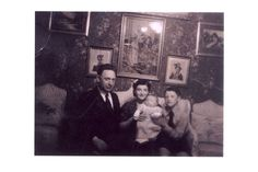 Sofia, Bulgaria, A photograph of the Rosenfeld family.  Belongs to collection: Yad Vashem Photo Archive