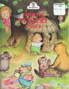 """My Favorite illustrator Garth Williams. Some of his more famous illustrations: """"The Little House on the Prairie""""books, """"Charlotte's Web"""", """"Stuart Little"""", """"A Cricket in Times Square"""" and a book I loved reading to Nikki the big book of The 3 little Pigs, Goldilocks and the 3 Bears, and The 3 little Kittens."""