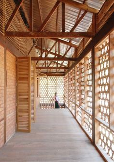 Educational Building In Mozambique / Bergen School of Architecture Students - Google Search